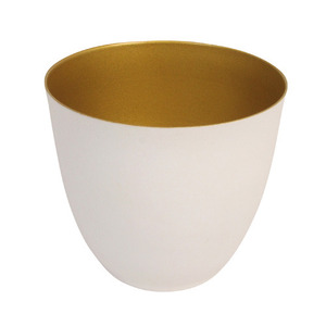 Tealight Holder Winter Large Gold  (50% sale)