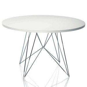 XZ3 Round Table White