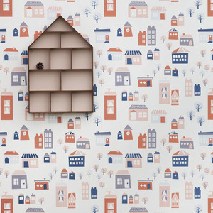 The Village wallpaper(sale)