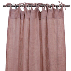 Flat Curtain Dusty Pink