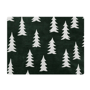 Gran Table Mat White Firs