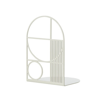 Outline Bookend Grey