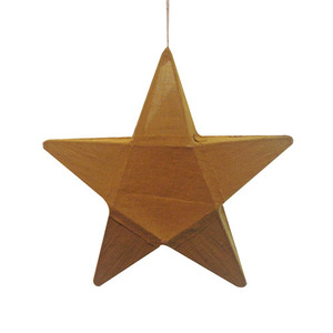 Star Lantern Gold Small