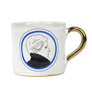 Alice Medium Coffee Cup David Bowie 4월말 입고예정
