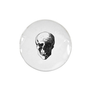 Alice Very Small Plate Skull