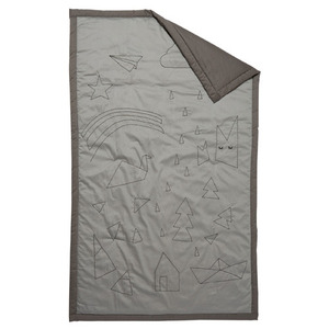 Storytelling Blanket Grey Junior