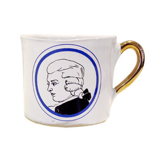 Alice Medium Coffee Cup Amadeus Mozart 4월말 입고예정