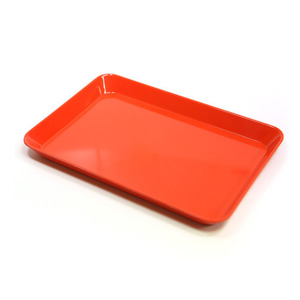 ONE2 Tray 9.25 inch Orange