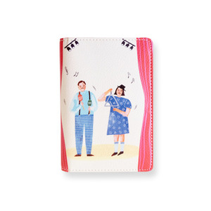 Little Musicians Passport Wallet