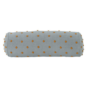 Popcorn Bolster Cushion Dusty Mint