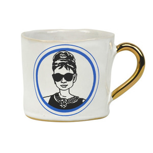 Alice Medium Coffee Cup Audrey Hepburn 4월말 입고예정