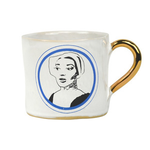 Alice Medium Coffee Cup Maria Callas 4월말 입고예정