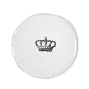 Souvenir Breakfast Plate Crown 4월말 입고예정