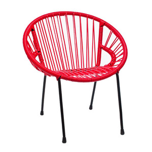 Tica Kid Armchair Red