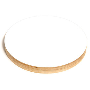 Round Noteboard 50cm White