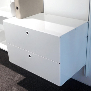 K1 System Double Drawer 60cm