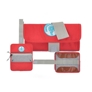 Trousse Ecolier Crayons Rouge