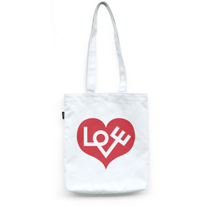 Graphic Bag Love Heart