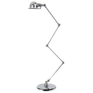 Signal Floor Lamp SI433 Chrome