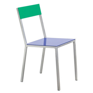 Alu Chair Dark Blue/Green