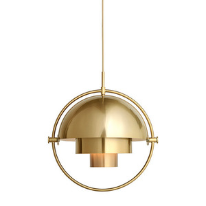 Multi-Lite Pendant Brass base/Brass  [재고문의]