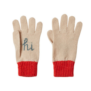 Hi Bye Gloves Orange  (30% sale)