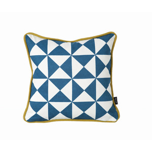 Little Geometry Blue  (30% sale)