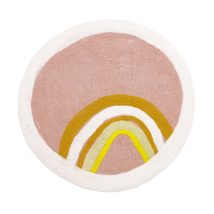 Indreni Rug Natural/Quartz Pink (30% sale)