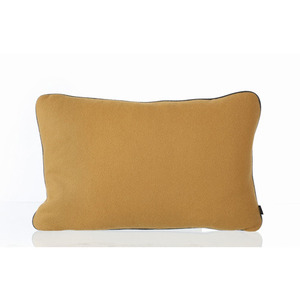 Wool Cushion Curry  (30% sale)