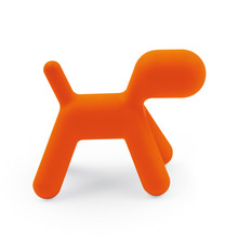 Puppy Orange Small