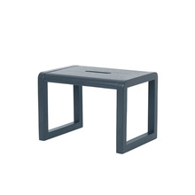 Little Architect Stool Dark Blue