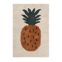 Fruiticana Tufted Pineapple Rug Small  재고문의