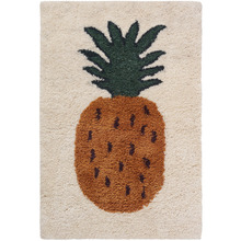 Fruiticana Tufted Pineapple Rug Large [주문 후 3개월 소요]