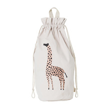 Safari Storage Bag Giraffe [주문 후 3개월 소요]