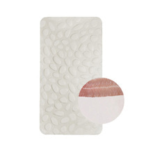 Nook Pebble Lite Crib Matress Cloud