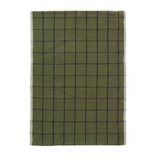 Hale Tea Towel Green/Black