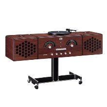 Radiofonografo Walnut Limited Edition