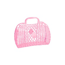 Retro Basket Small 8 Colors
