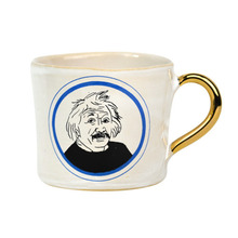 Alice Medium Coffee Cup Einstein
