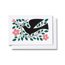 Greeting Card Medium Dove