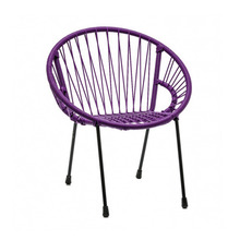 Tica Baby Armchair Purple