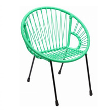 Tica Kid Armchair Mint Green