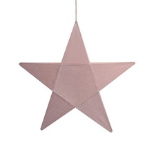 Star Lantern Dusty Pink Small (50% sale)