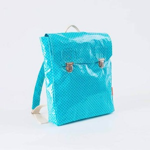 Small Backpack Mikado Cyan