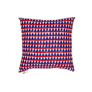 Cushion With Filler Triangles