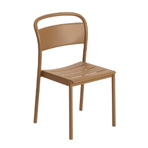 Linear Steel Side Chair