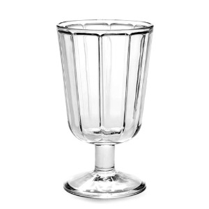 Red Wine Glass Surface D8 H13.8