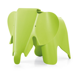 Eames Elephant Dark Lime  현 재고