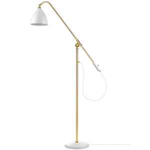 Bestlite BL4 Floor Lamp Brass base/Matt White  재고문의